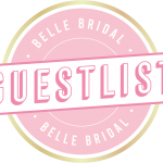 Belle Bridal on the guest list
