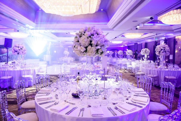 Jewish wedding at Jumeirah Carlton Tower