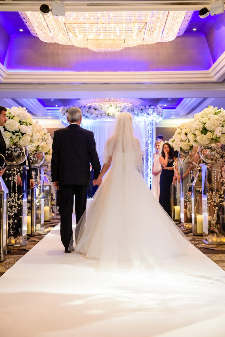 jewish wedding at jumeirah carlton tower