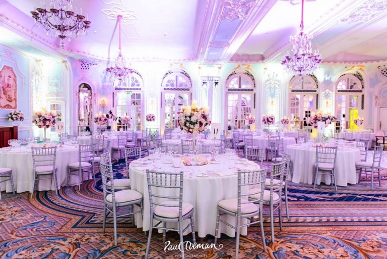 wedding at the savoy